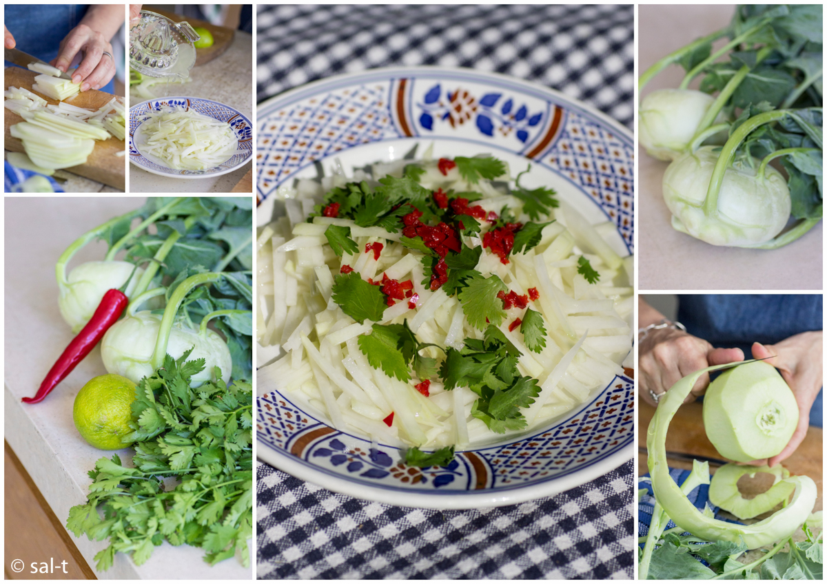 collage salade koolrabi-2